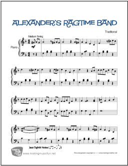 ragtime music essays Ragtime music essay, throughout history we see that historical conditions are one of the key factors that defines a genre or music style during any one time period.