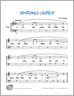 photo relating to All of Me Easy Piano Sheet Music Free Printable identify Outstanding Grace No cost Rookie Piano Sheet Audio