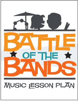 Battle of the Bands Music Lesson Pack