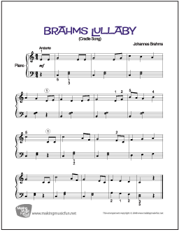Brahms Lullaby Guitar Chords Image collections - basic guitar chords ...