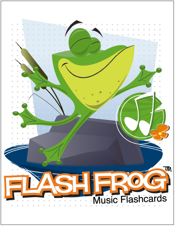 "picture regarding Free Printable Music Flashcards named Flash Frogâ""¢ Flash Playing cards Songs Flashcards (Electronic Print)"