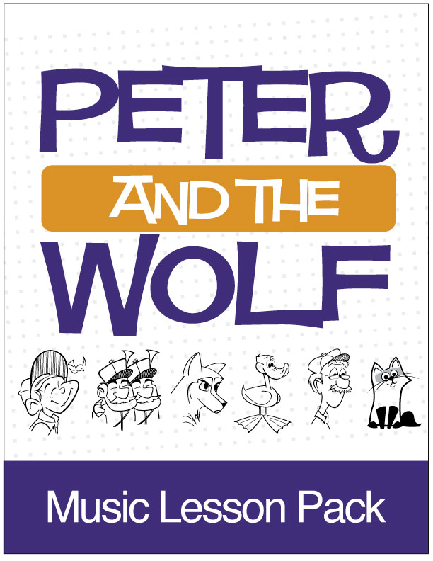 Peter and the Wolf Prokofiev – Peter and the Wolf Worksheet