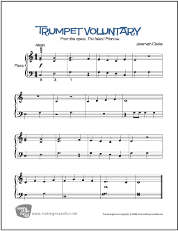 Challenger image in free printable trombone sheet music